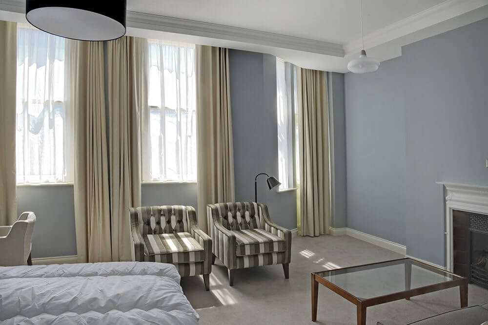 Bespoke Curtains And Blinds For Hotel