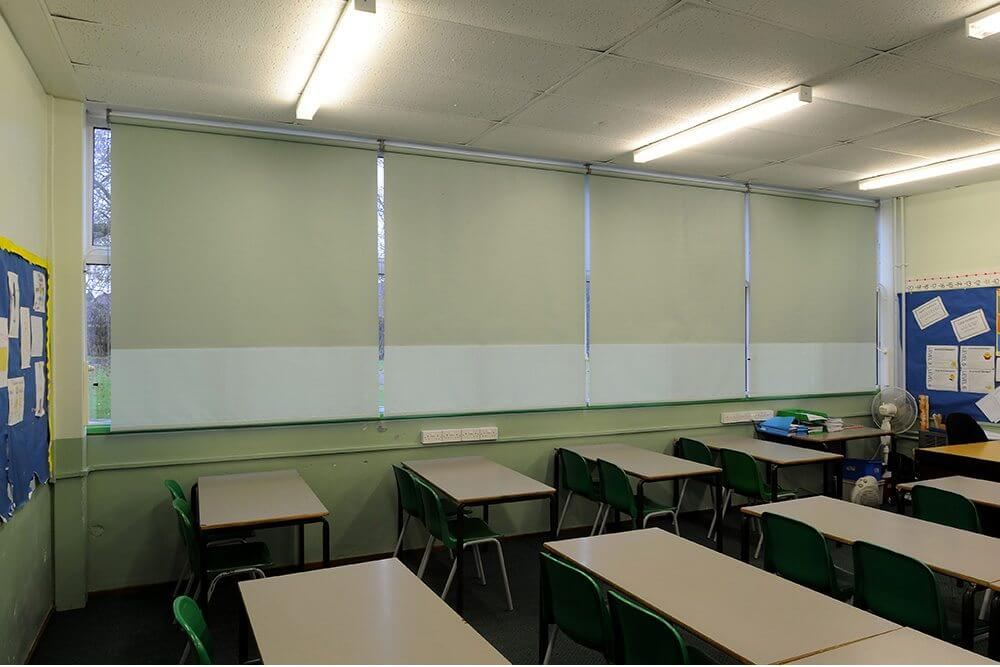 Blinds To Suit Interactive Whiteboards Waverley